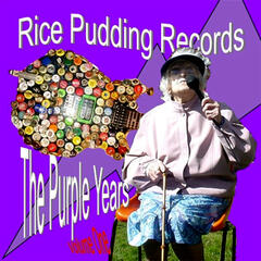 Rice Pudding Records - The Purple Years