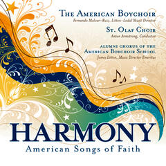 Harmony: American Songs Of Faith