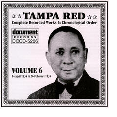 Tampa Red Vol. 6 1934-1935
