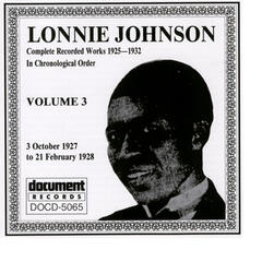 Lonnie Johnson Vol. 3 (1927 - 1928)