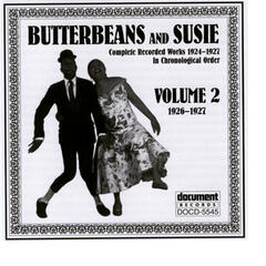 Butterbeans & Susie Vol. 2 (1926-1927)