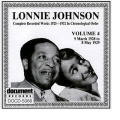 Lonnie Johnson Vol. 4 (1928 - 1929)
