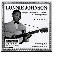 Lonnie Johnson Vol. 6 (1930 - 1931)