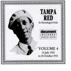 Tampa Red Vol. 4 (1930 - 1931)
