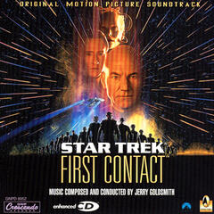 """Star Trek: First Contact"" - Original Motion Picture Soundtrack"