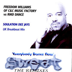 SWEAT 3 (The Remixes) Feat. FREEDOM WILLIAMS