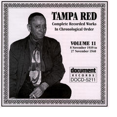Tampa Red Vol. 11 1939-1940