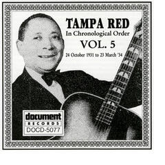 Tampa Red Vol. 5 (1931 - 1934)
