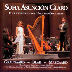 Four Concertos for Harp and Orchestra