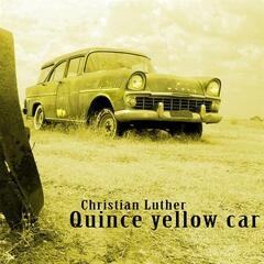 Quince Yellow Car