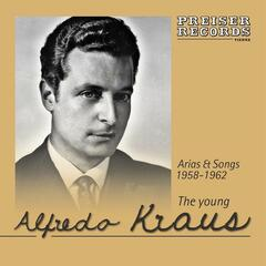 Titel: The young Alfredo Kraus
