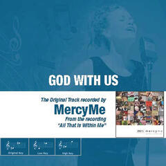 God With Us - The Original Accompaniment Track as Performed by MercyMe