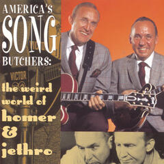 America's Song Butchers: The Weird World Of Homer & Jethro