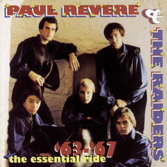 The Essential Ride:  The Best Of Paul Revere & The Raiders