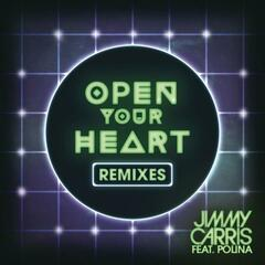 Open Your Heart (Remixes)