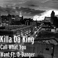 Call What You Want Ft. D-Danger - Single