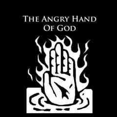 Angry Hand Of God