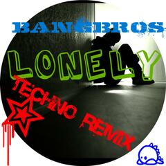 Lonely (techno Remix Akon) - Single