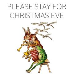 Please Stay for Christmas Eve - Single