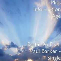 Psalm 96 Feat. Paul Barker - Single