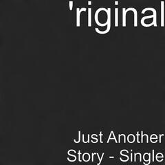 Just Another Story - Single