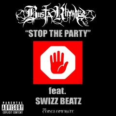 Stop The Party (Iron Man) (feat. Swizz Beatz)