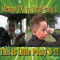 This Is Little Pauly D !!!