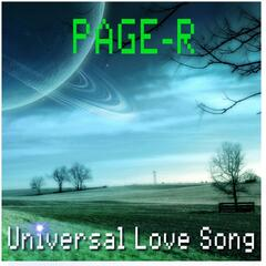 Universal Love Song - Single