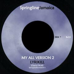 My All Version 2 - Single