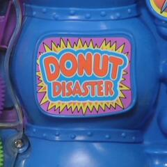 Donut Disaster - Single