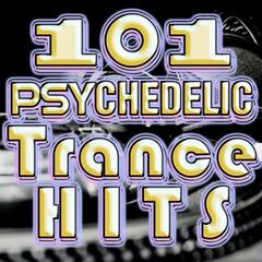 101 Psychedelic Trance Hits (Best of Goa Trance, Psy, Hard Dance, Fullon, Progressive, Tech Trance, Acid House, Edm, Rave Anthem)