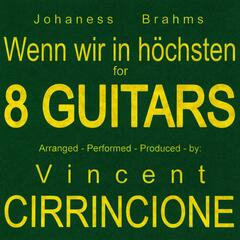 Wenn Wir In Höchsten - for 8 Guitars - Single