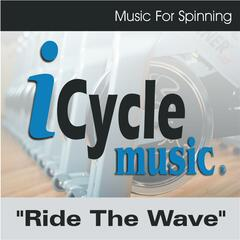 Ride the Wave, Music for Spinning and Indoor Cycling (145 BPM Sprint Mix)