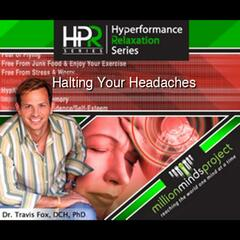 Halting Your Headaches