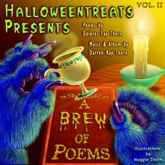 """Halloween Treats A Brew of Poems, Vol.2."""