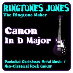 Canon in D Major (Pachelbel Christmas Metal Music / Neo-Classical Rock Guitar)