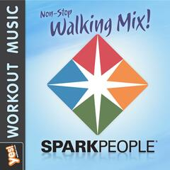 Sparkpeople: Walking Mix 1 - 60 Minute Non-Stop Workout Mix