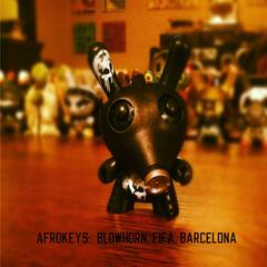 Blowhorn, Fifa, Barcelona - Single