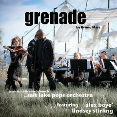 Grenade (feat. Alex Boye', Lindsey Stirling, Nathaniel Drew & Salt Lake Pops Orchestra)