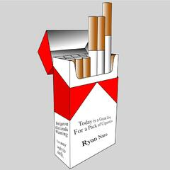 Today Is a Great Day for a Pack of Cigarettes