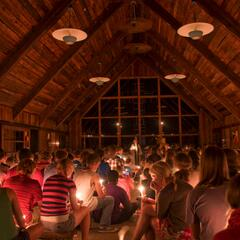 Echoes from St. Michael's by the Lake: A Collection of Songs from Sheldon Calvary Camp