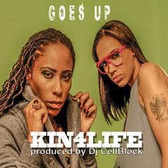 Goes up (feat. DJ CellBlock)