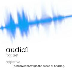 Perceived Through the Sense of Hearing