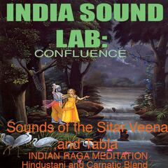 Sounds of Sitar,Veena and Tabla: Indian Ragas for Meditation