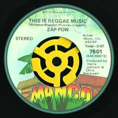 This Is Reggae Music / Break Down The Barriers