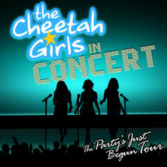 The Cheetah Girls - The Party's Just Begun Concert