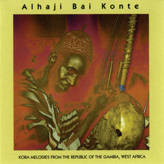 Kora Melodies from the Republic of the Gambia, West Africa
