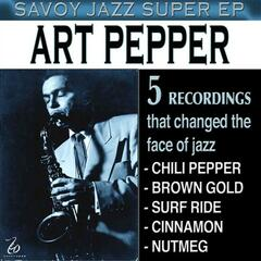 Savoy Jazz Super - EP