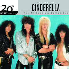 The Best Of Cinderella 20th Century Masters The Millennium Collection