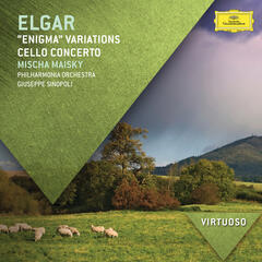 "Elgar:""Enigma"" Variations; Cello Concerto"